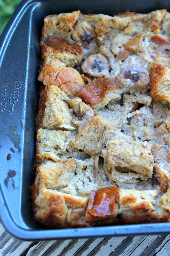 Bananas Foster Bread Pudding 4--121915
