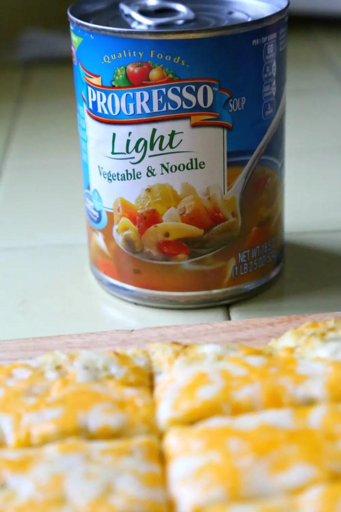 Cheesy Garlic Cauliflower Breadsticks 11--010616