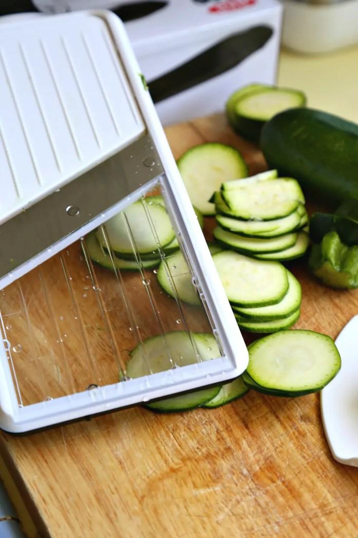 Zucchini Tomato Pasta Marinara OXO 1--022816