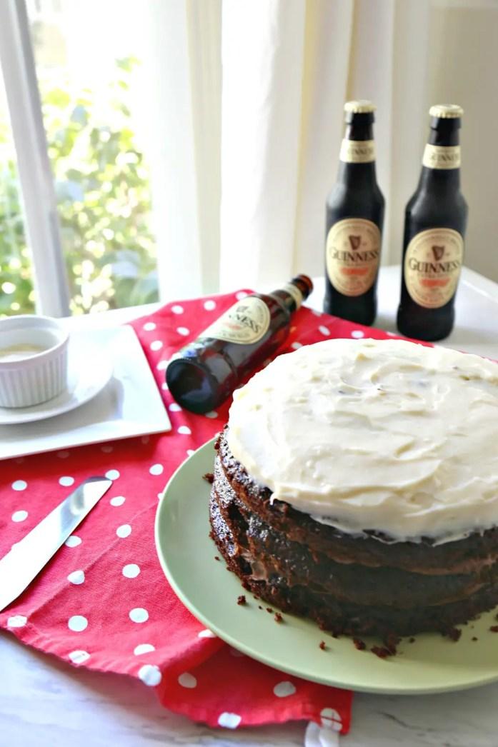 Chocolate Guinness Cake 11--092816