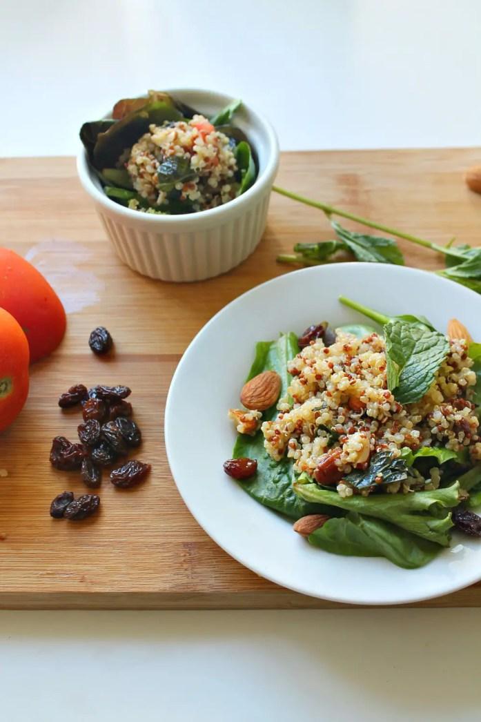Quinoa Salad 1--090216