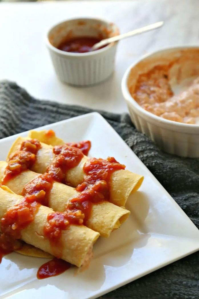 Picante Cream Cheese Dip 5--100416