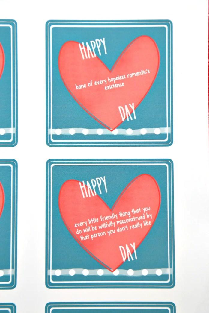 Valentine's Day Stickers 4--020617
