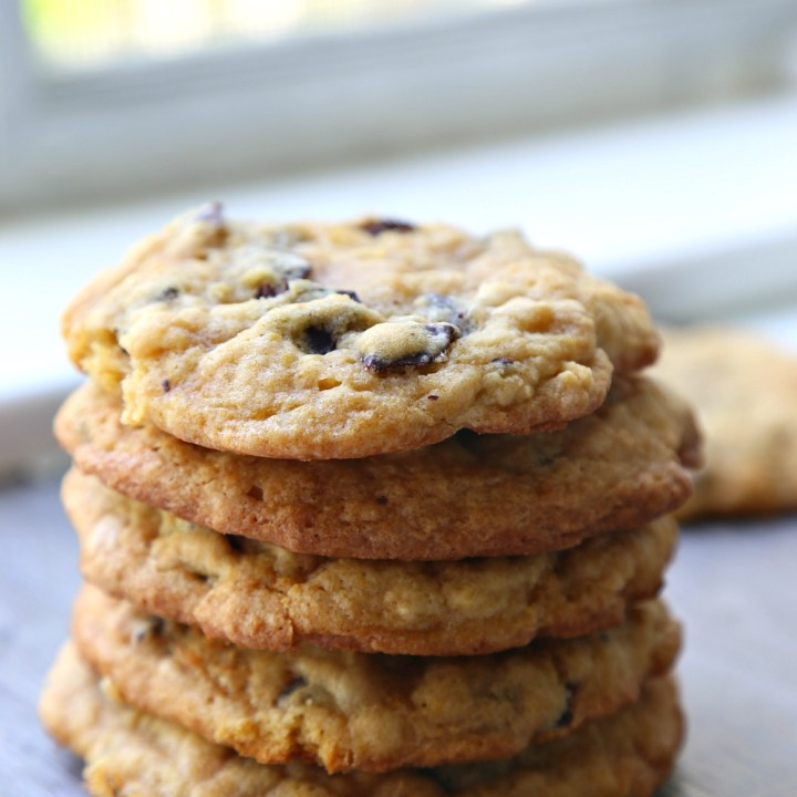 XL Bakery-Style Chocolate Chip Cookies