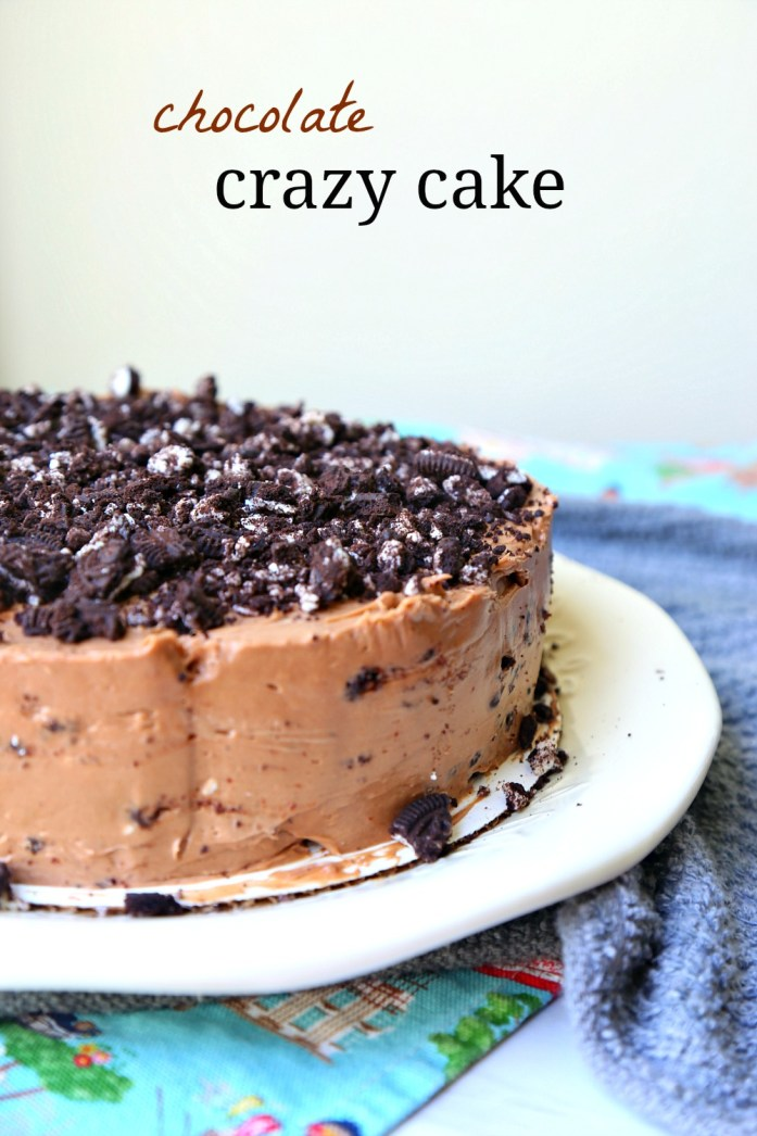 Crazy Chocolate Cake 11--052917