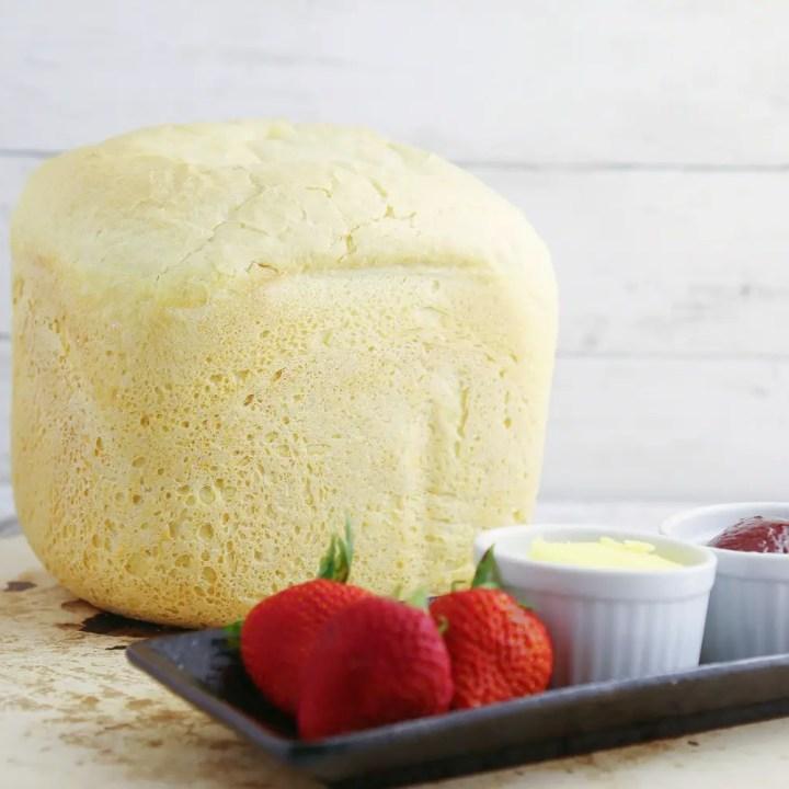 Easy Bread Machine French Bread