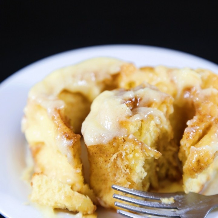 Drama-Free Cinnamon Rolls {Using a Bread Maker!}