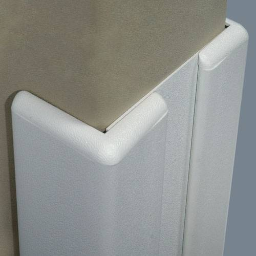 chair feet protectors cover hire west sussex end wall protector | defender series 2320 |wallguard.com