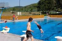 Weindorf Wallhausen an der Naheweinstrasse: Schwimmbad