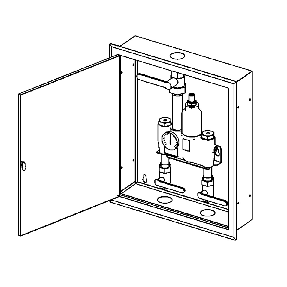 How To Replace A Mixing Valve In Shower