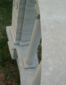 Colonnade, Forest Park, Saint Louis, Missouri