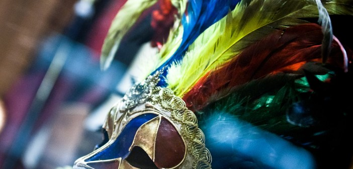 MardiGras Mask
