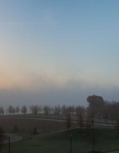 Sunrise, Saint Louis Arch
