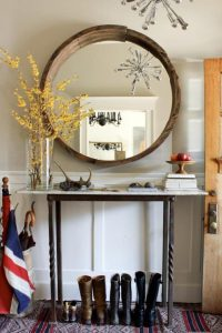 10 Surprisingly Awesome Hallway Mirror Ideas That You Will ...