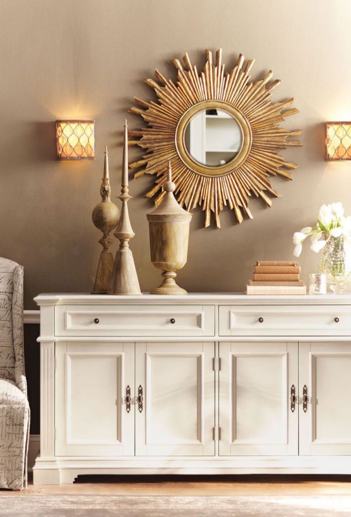 abbyson living rocking chair personalized director astonishing round wall mirrors to glam up your home décor