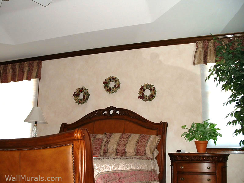 FAUX Finish Painting Examples  Wall Treatments  Wall