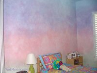 Faux Wall Finishes - Examples of Hand-Painted Wall ...