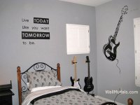 Wall Murals for Teens & Tweens - Examples of Wall Murals ...