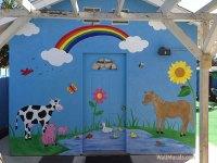Preschool Wall Murals - Daycare Murals - Playroom - Mural ...