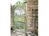Outside Wall Murals - Outdoor Mural Examples