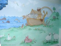 Baby Room Wall Murals - Nursery Wall Murals for Baby Boys ...