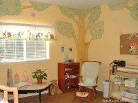 Baby Room Wall Murals - Nursery Wall Murals for Baby Boys ...