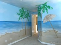 Ocean Wall Murals