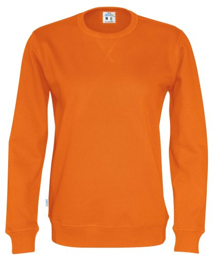 Cottover - 141003 - Crewneck unisex - Orange (290)