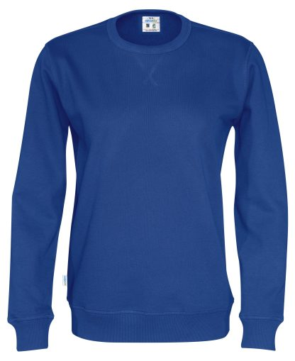 Cottover - 141003 - Crewneck unisex - Royal blue (767)