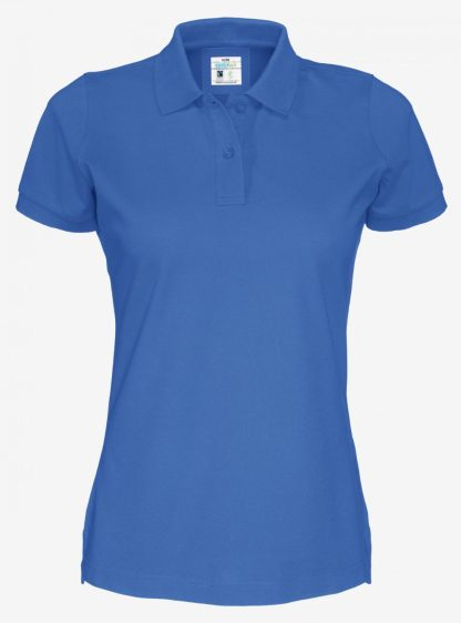 Cottover - 141005 - Pique lady - Royal blue (767)