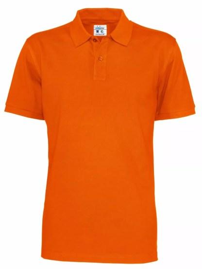 Cottover - 141006 - Pique man - Orange (290)