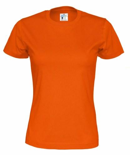 Cottover - 141007 - T-shirt lady - Orange (290)