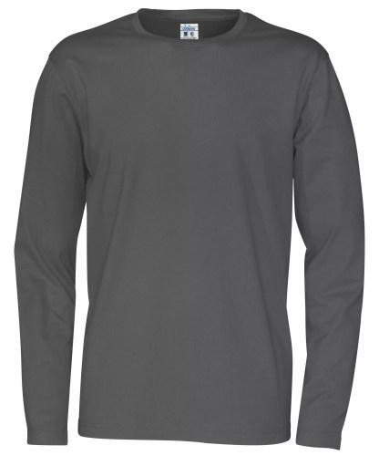 Cottover - 141020 - T-Shirt LS Man - Grå (980)