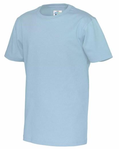 Cottover - 141023 - T-shirt Kid - Himmelblå (725)
