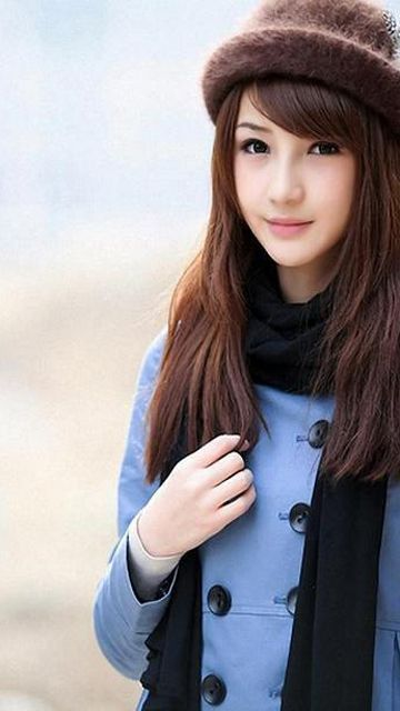 Beautiful Girl Wallpaper Download For Nokia 5233 360x640 Mobile Phone Wallpapers Download 114 360x640