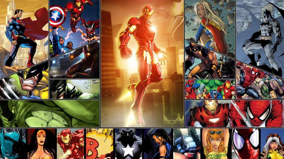 Wallpaper Superhero Marvel 3d Comics Superheroes Wallpaper Other Wallpaper Better