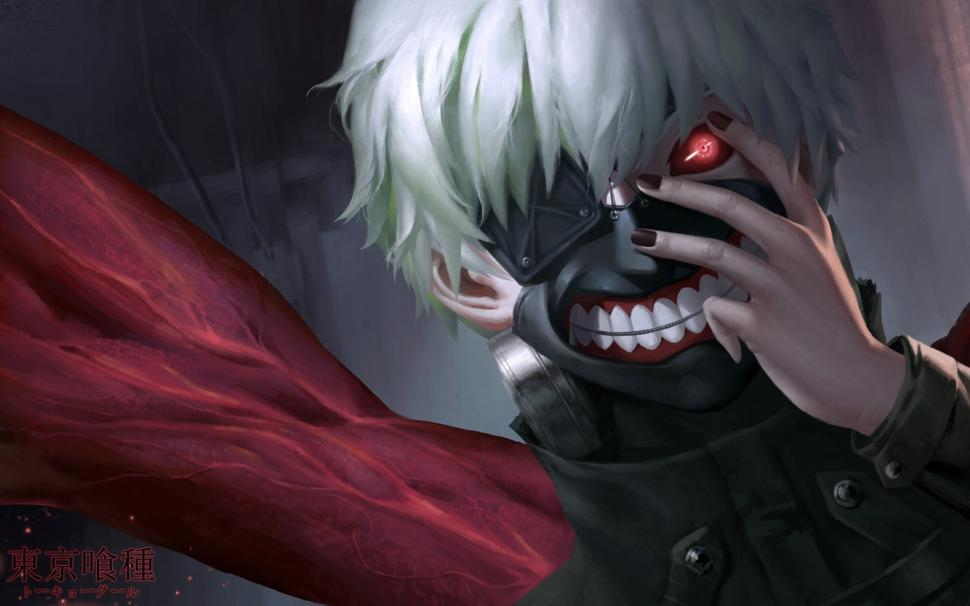 Turn gifs, videos, and other content into wallpapers. Tokyo ghoul wallpaper | anime | Wallpaper Better