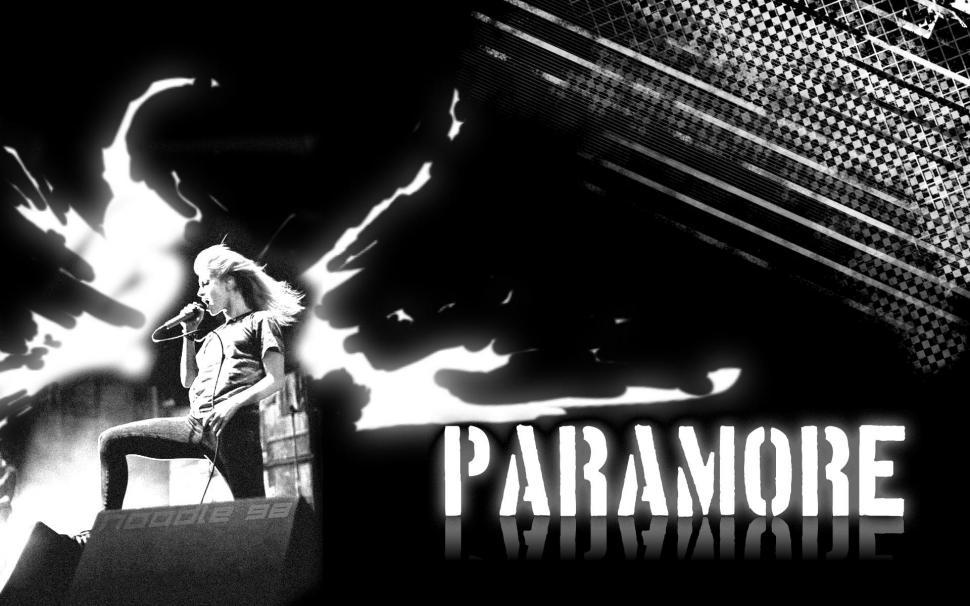 paramore logo images wallpaper