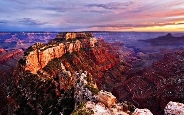 Grand Canyon View Wallpaper