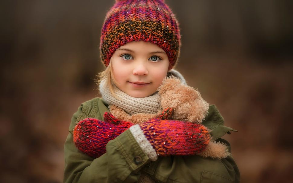 1080p Pretty Anime Girl Wallpaper Cute Little Girl Smile Portrait Hat Wallpaper Cute