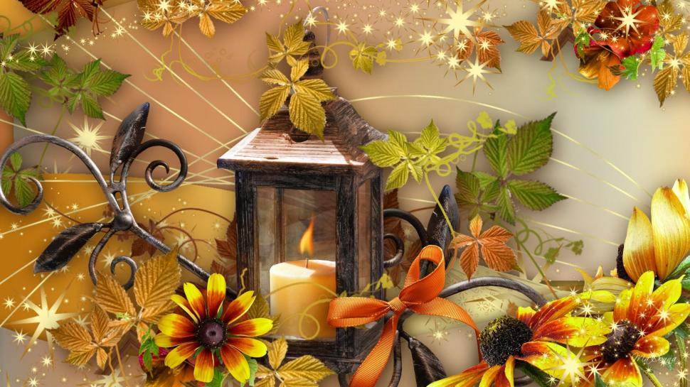 Fall Paintings Wallpaper Autumn Light Wallpaper Nature And Landscape Wallpaper