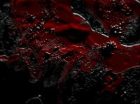 Blood on the wall Black Blood dark Gloss red HD wallpaper ...