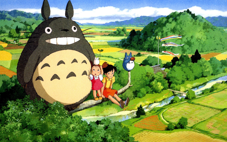 Hayao Miyazaki,電腦桌面卡通壁紙高清