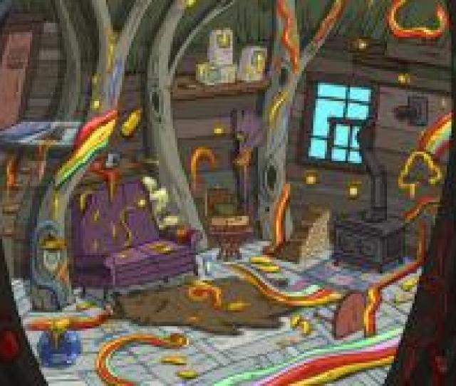 Adventure Time Widescreen Wallpaper