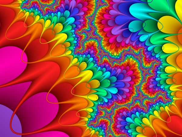 Colorful Psychedelic Hd Wallpaper Art And Paintings