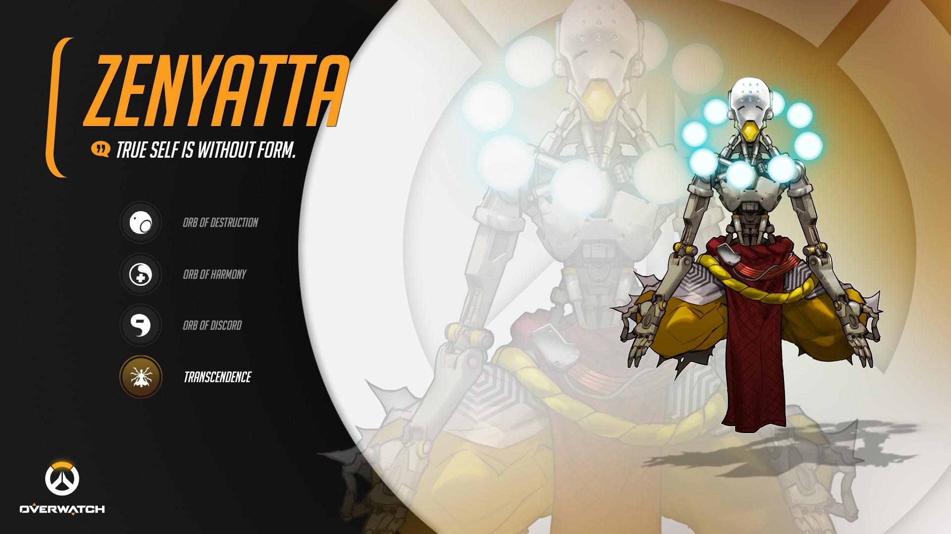 Zenyatta Blizzard Entertainment Overwatch Video Games