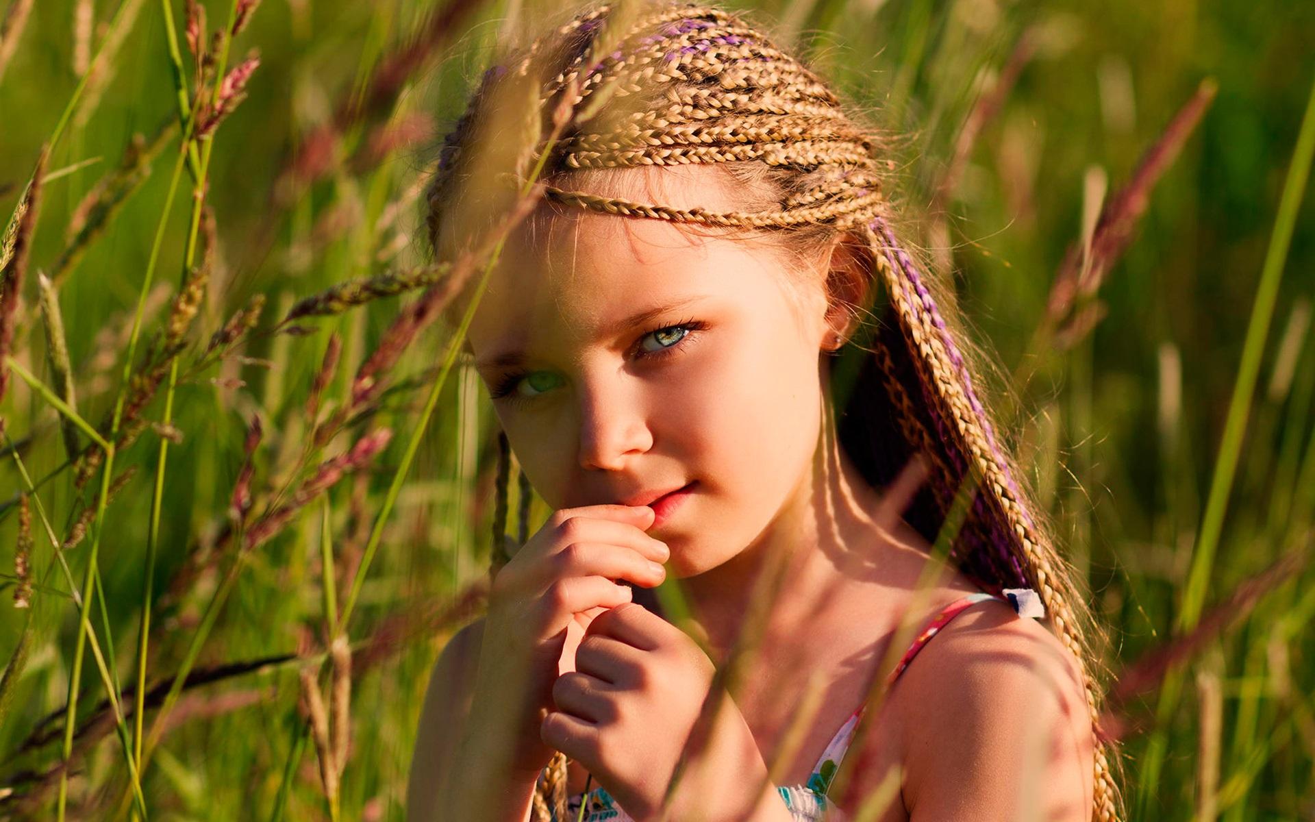 Zedge Wallpapers Cute Girl Little Girl Pigtails Summer Sun Wallpaper Cute
