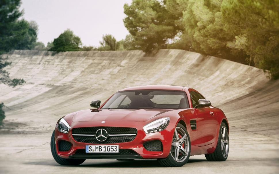 2015 Mercedes Amg Gt 4related Car Wallpapers Wallpaper Cars