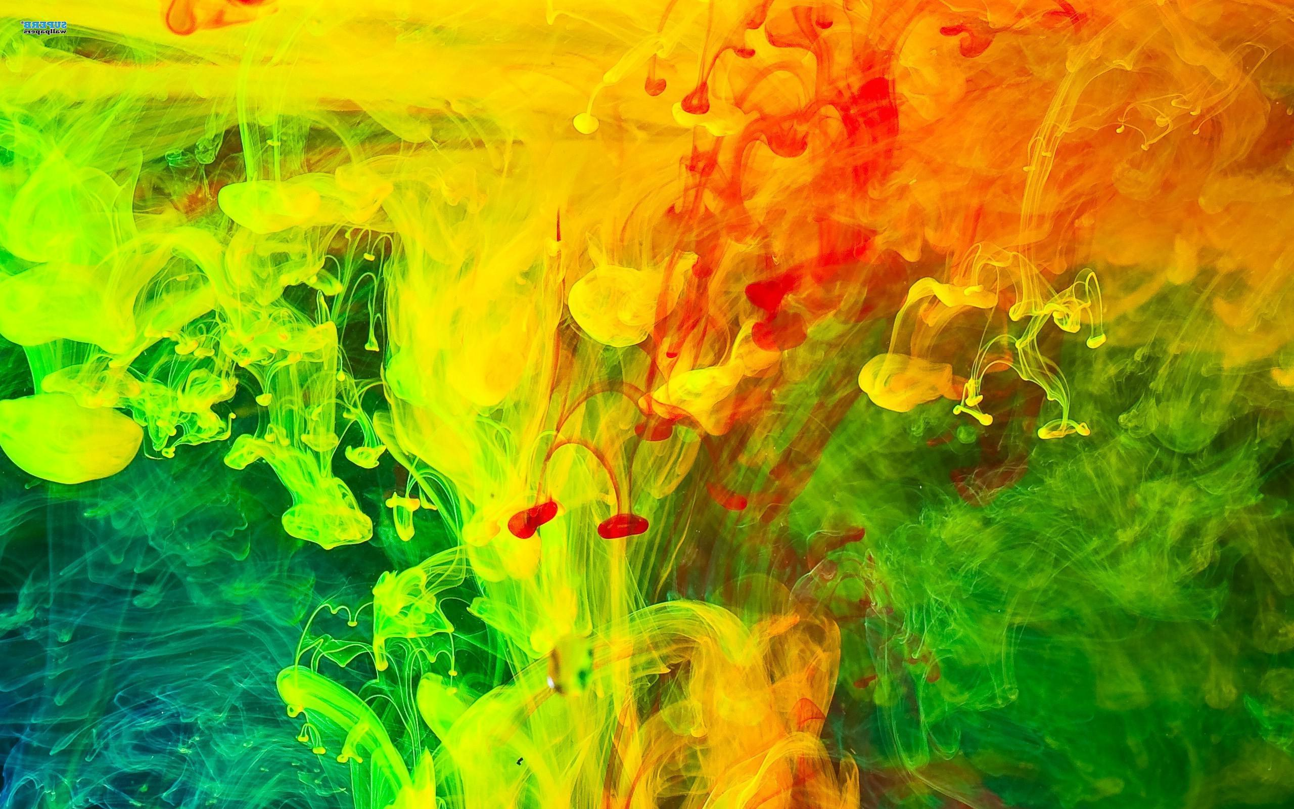 Colorful Paint HD wallpaper