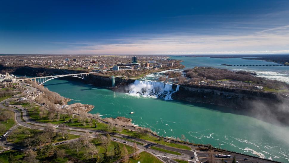 Niagara Falls Hd 1080p Wallpapers Niagara Falls Ontario Canada Wallpaper Nature And
